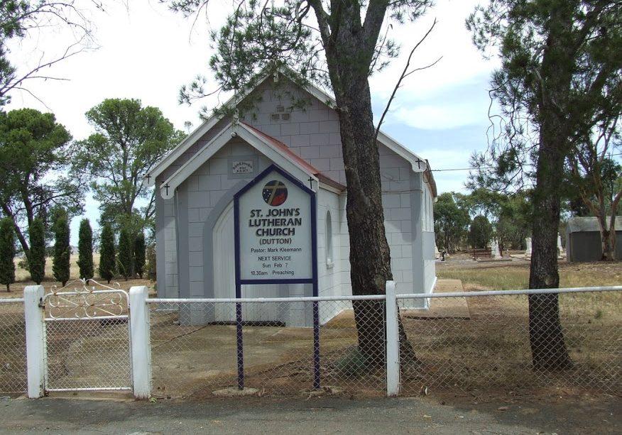 Dutton church